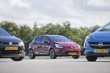 Opel Corsa - Renault Clio - Volkswagen Polo