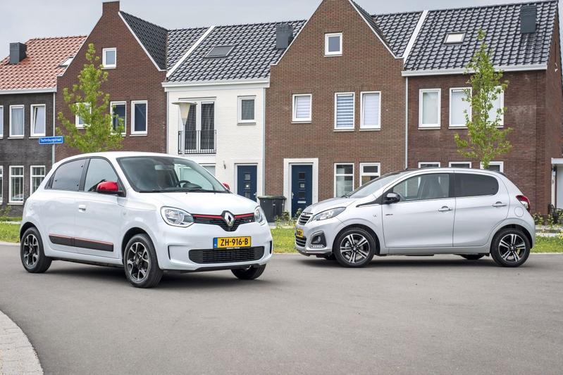 Renault Twingo vs. Peugeot 108 - Dubbeltest
