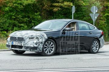 BMW 6-serie GT facelift voor de lens