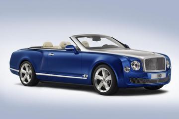 Bentley Mulsanne Convertible op komst