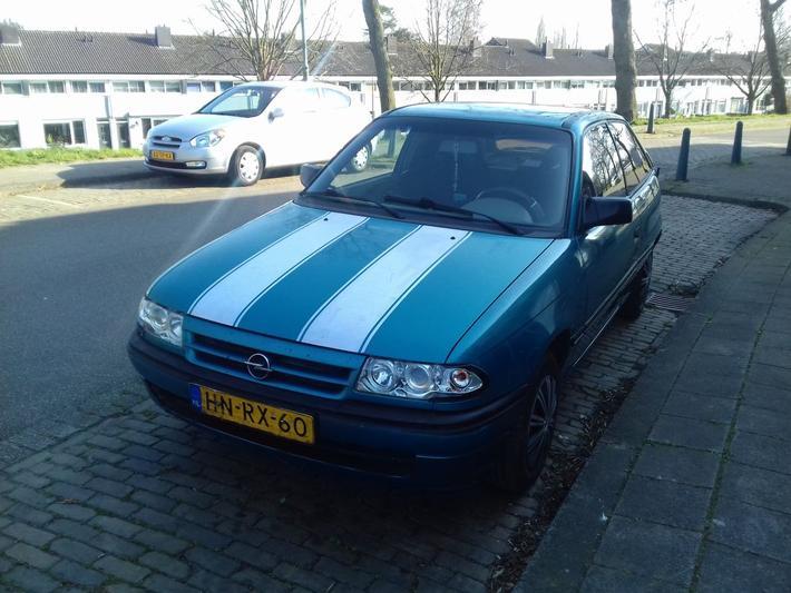 Opel Astra 1.6i GL (1994)