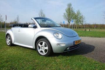 Volkswagen New Beetle Cabrio 2.0 (2003)