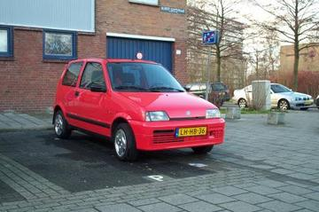 Fiat Cinquecento Sporting (1995)