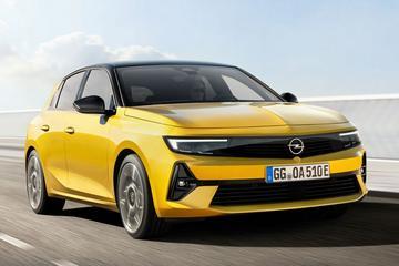 Nieuwe Opel Astra: geladen met elektrokracht
