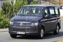 Volkswagen Transporter 'T7' als hybride