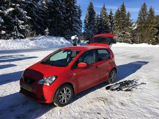 Seat Mii 1.0 60pk Ecomotive Sport Intense (2017)