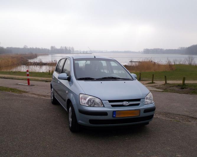 Hyundai Getz 1.3i ActiveVersion (2004)