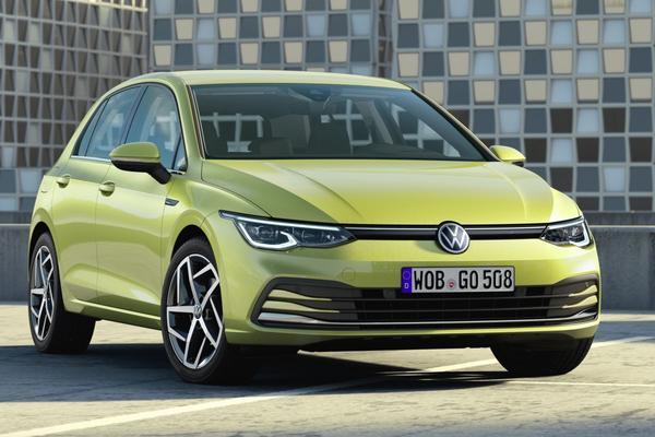 Dit is de nieuwe Volkswagen Golf