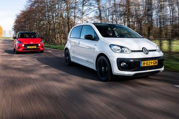 Hyundai i10 vs. Volkswagen Up - Dubbeltest