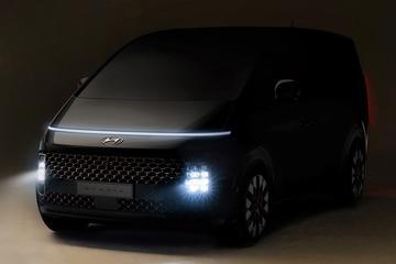 Hyundai Staria wordt extravagante personenbus