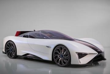 Techrules: supercar met gigantisch bereik