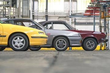 Opel Manta 1900 S Berlinetta (1975) - Opel Manta 2.0 GSi (1987) - Opel Calibra 2.0i 16V 4x4 (1990) - Reportage