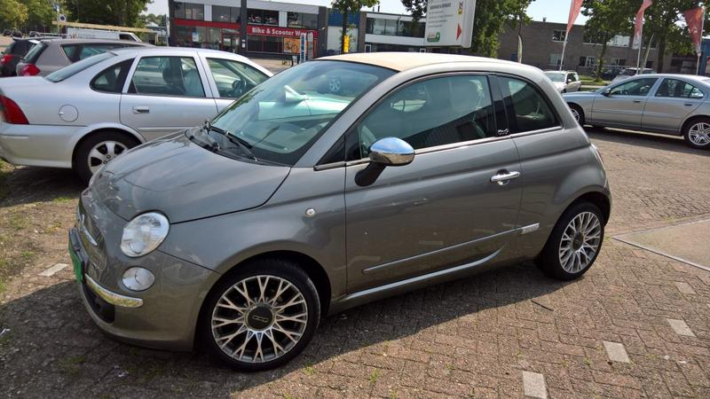 Fiat 500 TwinAir 85 Lounge (2012)