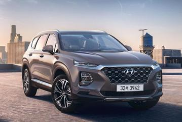 Nieuwe Hyundai Santa Fe in beeld