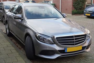 Mercedes-Benz C 180 Estate Ambition (2015)