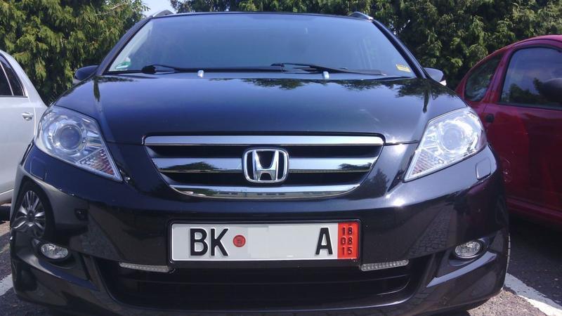 Honda FR-V 1.8i Executive (2008)