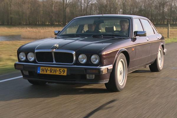 Video: Eindejaarsvideo 2017 Deel 7 - Jaguar XJ