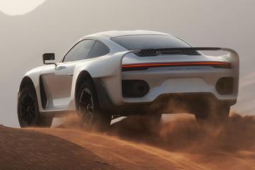 MPG Marsien is bijzondere offroader op Porsche 911-basis