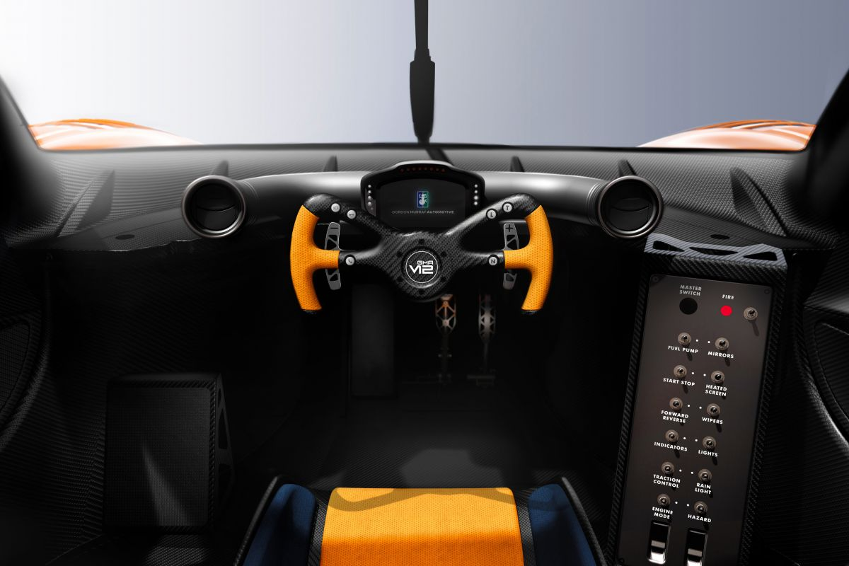 Gordon Murray Automotive T.50s Niki Lauda