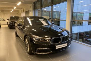 BMW 750i High Executive (2018)