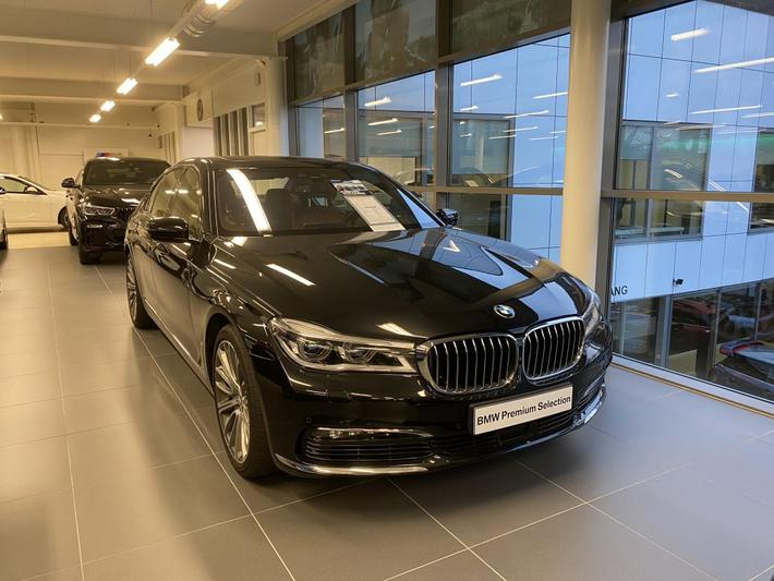 BMW 750i High Executive (2018)