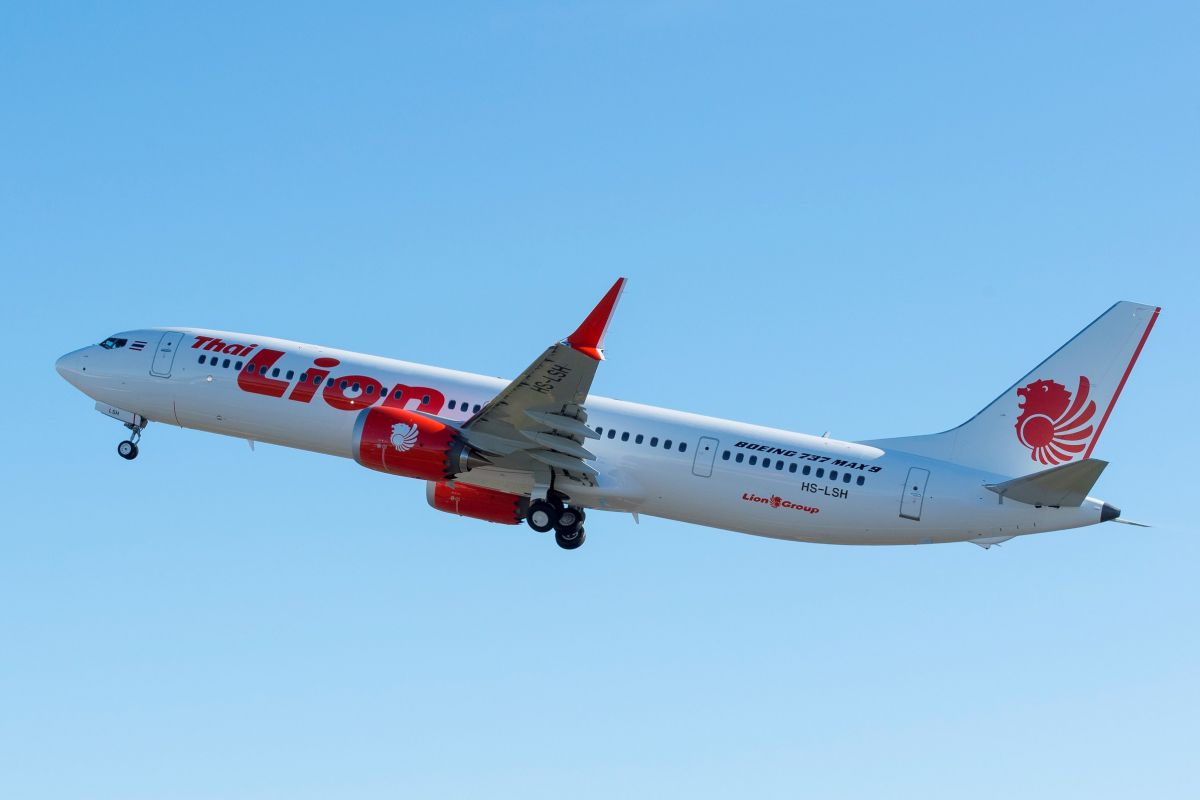 Boeing 737 MAX 9 Lion Air