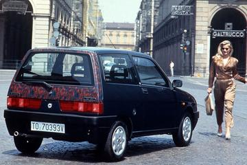 Facelift Friday: Lancia Y10 (Ypsilon)