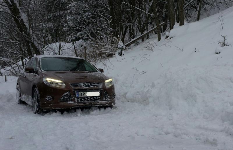 Ford Focus 1.0 EcoBoost 125pk Titanium Edition (2014)