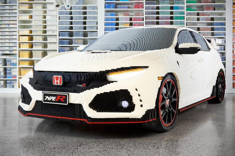 Lego Honda Civic Type-R