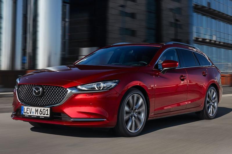 Mazda 6 SportBreak SkyActiv-G 2.0 145 Comfort (2018)