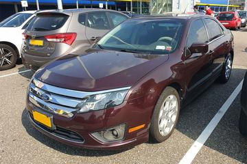 In het Wild: Ford Fusion
