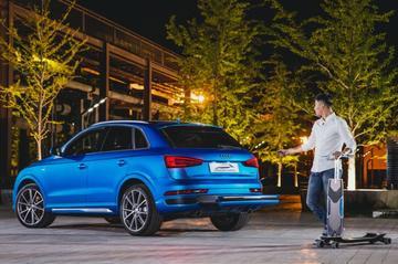 Audi Q3 Connected Mobility gepresenteerd