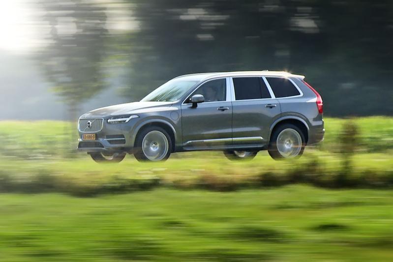 Volvo XC90 Excellence - Rij-impressie