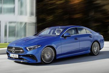 Mercedes-Benz CLS subtiel vernieuwd