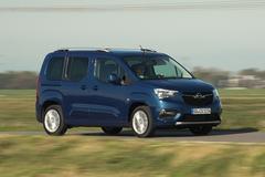 Opel Combo Tour - Rij-impressie