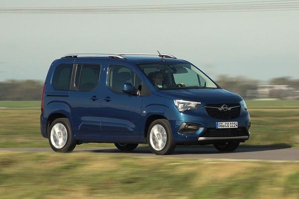 Video: Opel Combo Tour - Rij-impressie