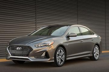 Hyundai Sonata weer als Hybrid en Plug-in Hybrid