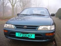 Toyota Corolla 1.6 GXi
