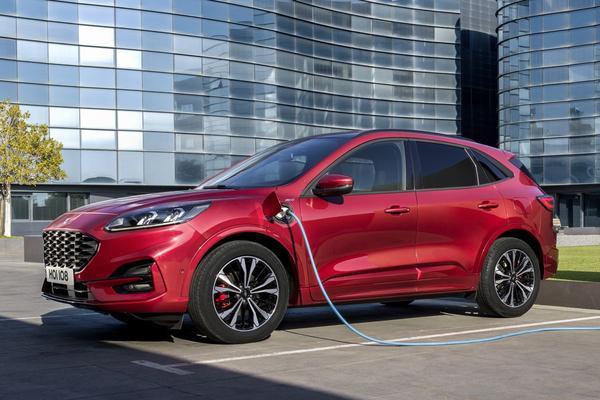 Probleem Ford Kuga PHEV zorgt voor CO2-debakel