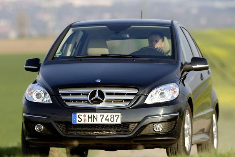 Facelift Friday: Mercedes-Benz B-klasse (W 245)