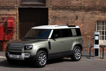 Land Rover Defender ook als plug-in hybride