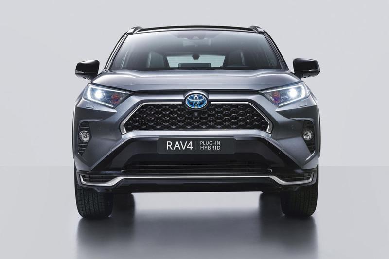 Toyota RAV4 plug-inhybride