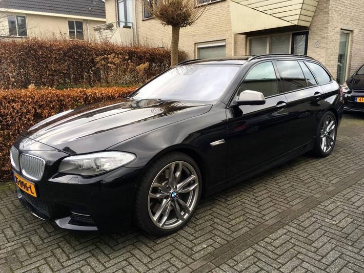 BMW M550d xDrive Touring (2012) #2