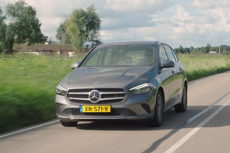 Mercedes-Benz B-klasse - Afscheid Duurtest