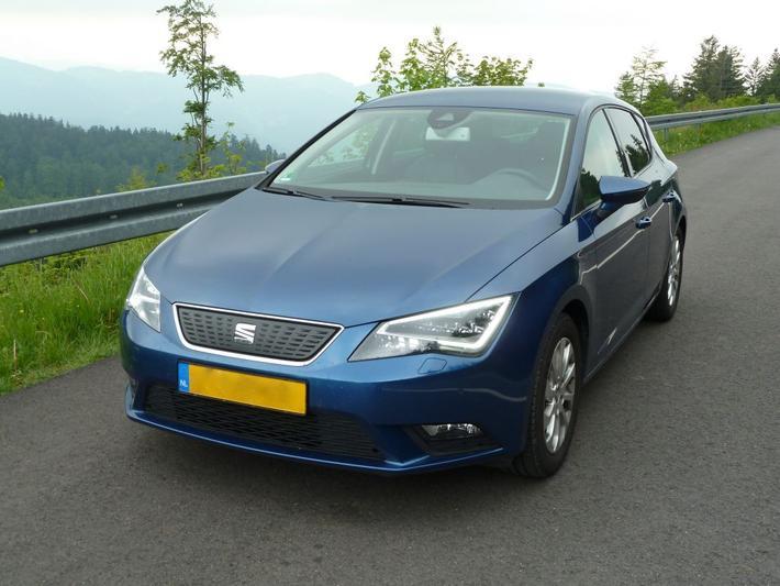 Seat Leon 1.6 TDI Ecomotive Limited Edition II (2013)