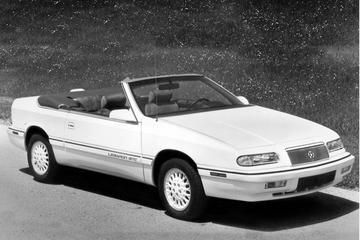 Facelift Friday: Chrysler LeBaron