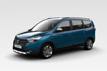 Curieuze Configuratie: Dacia Lodgy