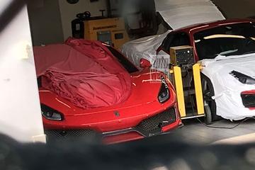 Gesnapt: Ferrari 488 'Speciale'