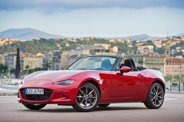 Ook Mazda MX-5 wordt geëlektrificeerd