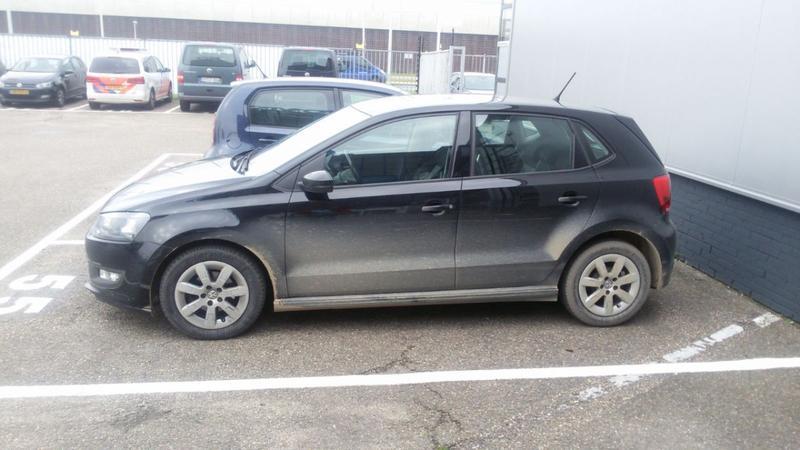 Volkswagen Polo 1.2 TDI BlueMotion Comfortline (2011)